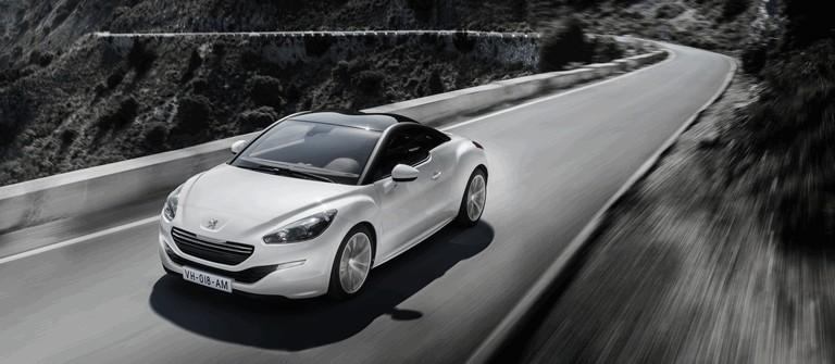 2013 Peugeot RCZ 356995