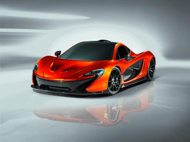 2012 McLaren P1 concept 471694