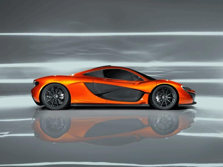 2012 McLaren P1 concept 471695