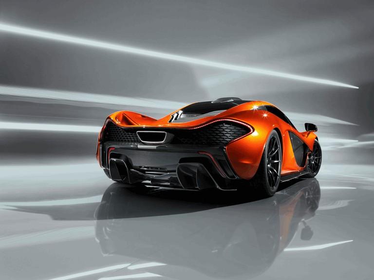 2012 McLaren P1 concept 471696