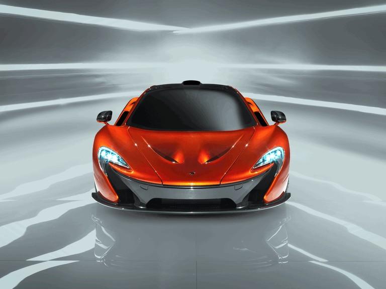 2012 McLaren P1 concept 471697