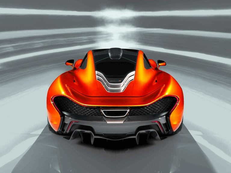 2012 McLaren P1 concept 471699
