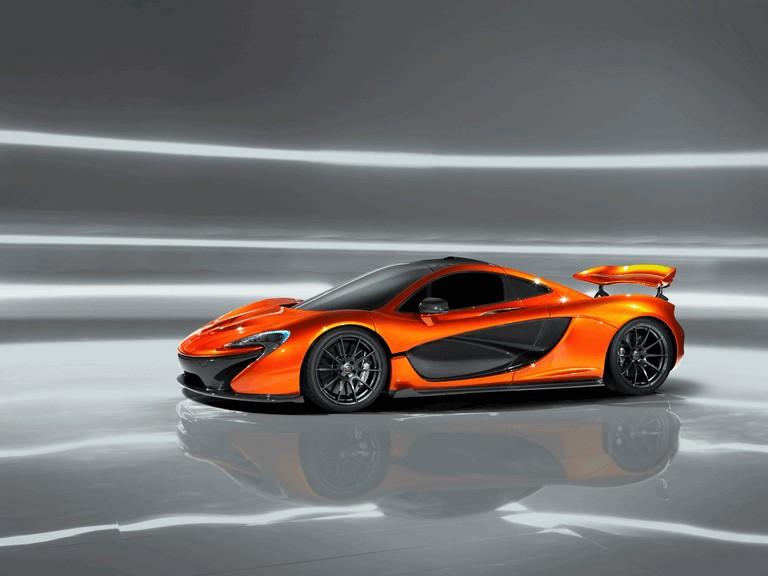 2012 McLaren P1 concept 471701