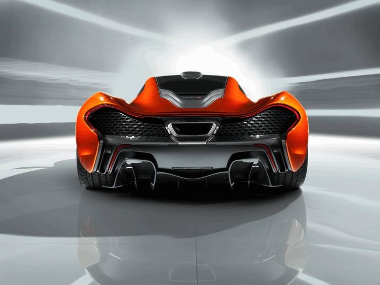 2012 McLaren P1 concept 471703