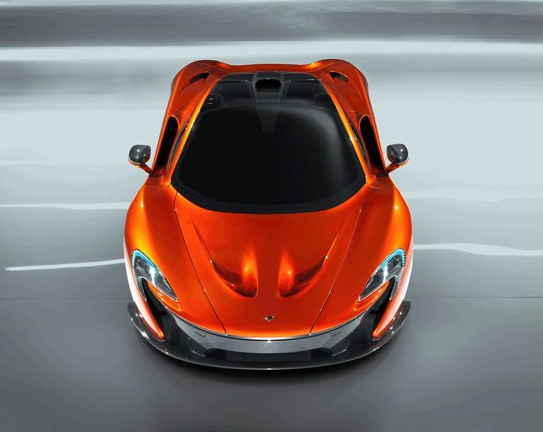 2012 McLaren P1 concept 471706