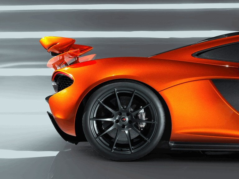 2012 McLaren P1 concept 471708