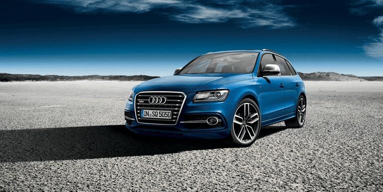 2012 Audi SQ5 TDI exclusive concept 357500