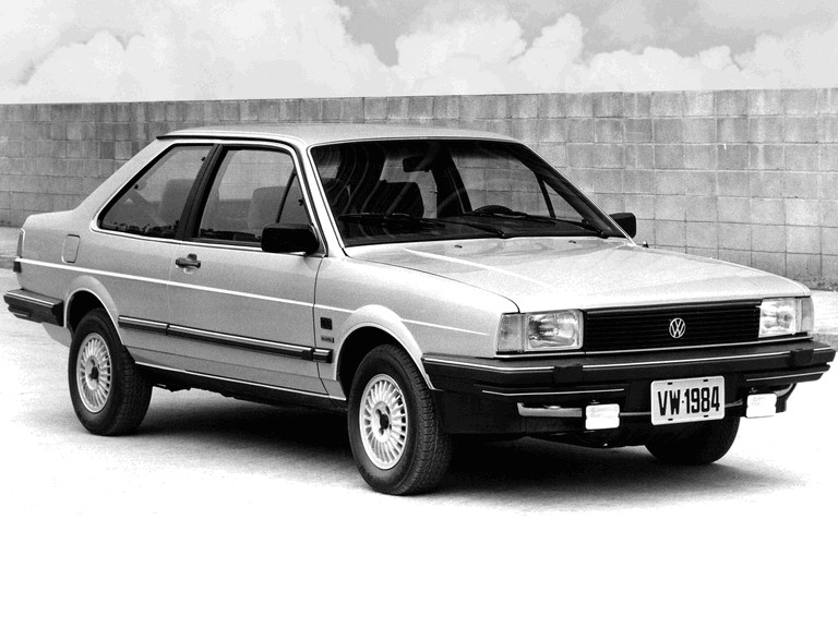 1984 Volkswagen Santana 2-door - Brasilian version 357518