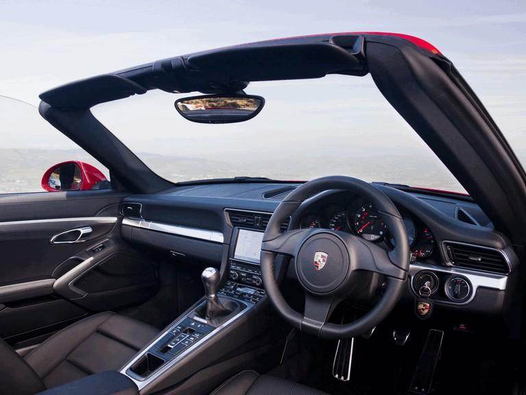 2011 Porsche 911 ( 991 ) Carrera cabriolet - UK version 357549