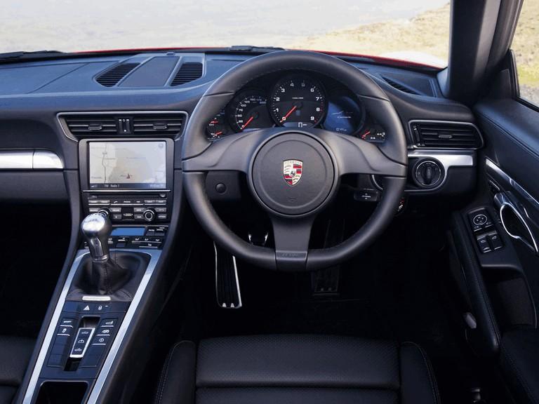 2011 Porsche 911 ( 991 ) Carrera cabriolet - UK version 357550