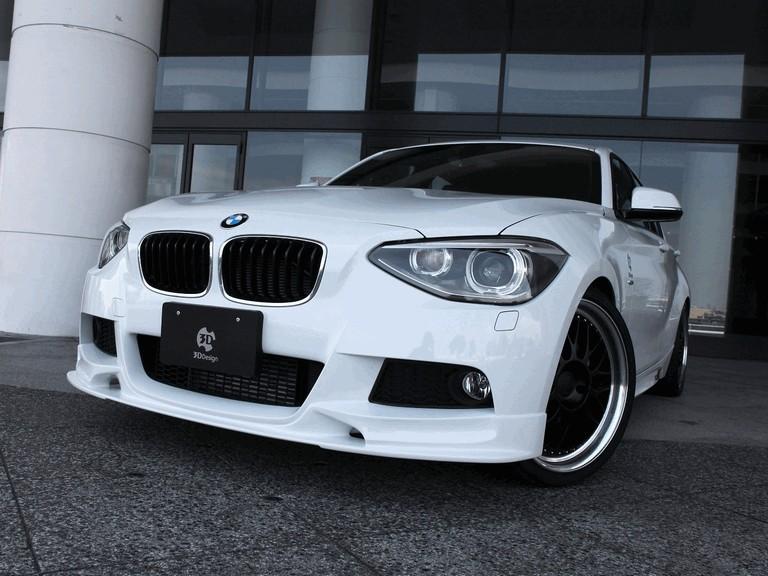 2012 BMW 1er ( F20 ) M Sport by 3D Design 357554