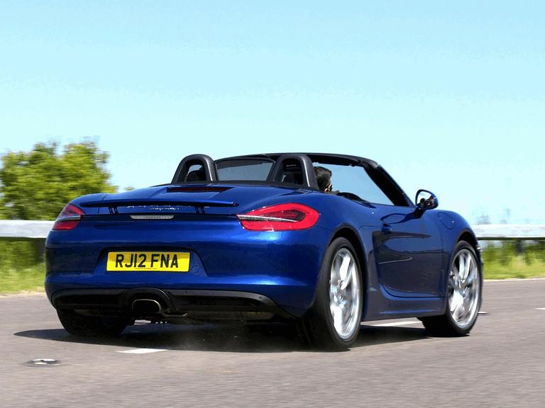 2012 Porsche Boxster ( 981 ) - UK version 358213