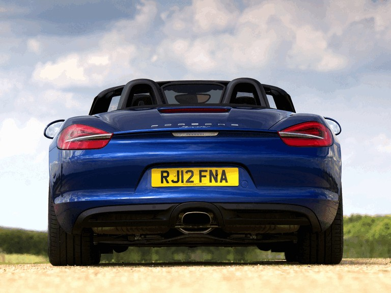 2012 Porsche Boxster ( 981 ) - UK version 358215