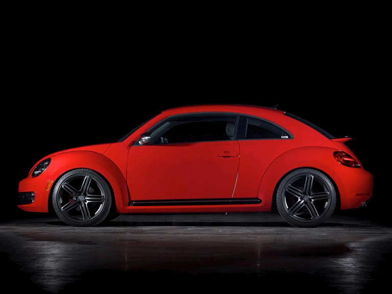 2012 Volkswagen Beetle Turbo Project by H&R 358222
