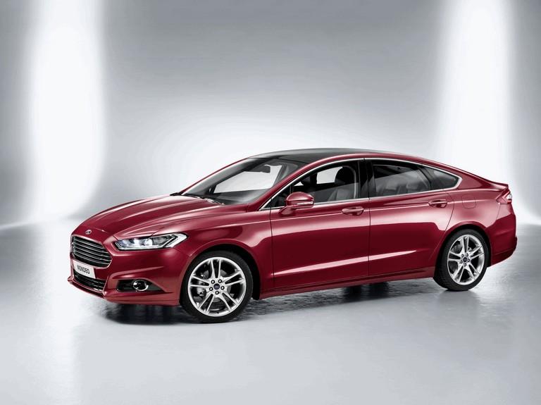 2013 Ford Mondeo hatchback 358332
