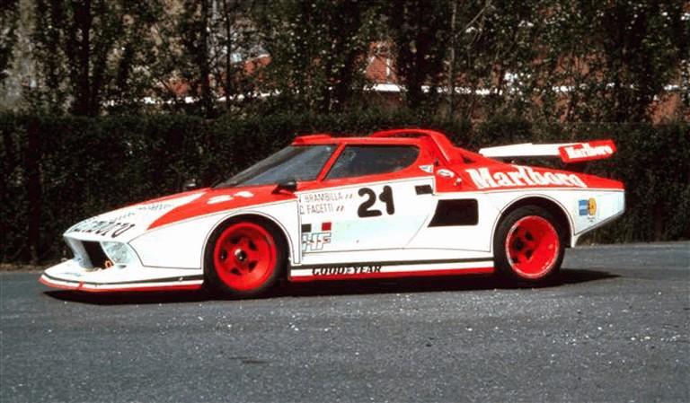 1976 Lancia Stratos Turbo Gr. 5 Silhouette 482362