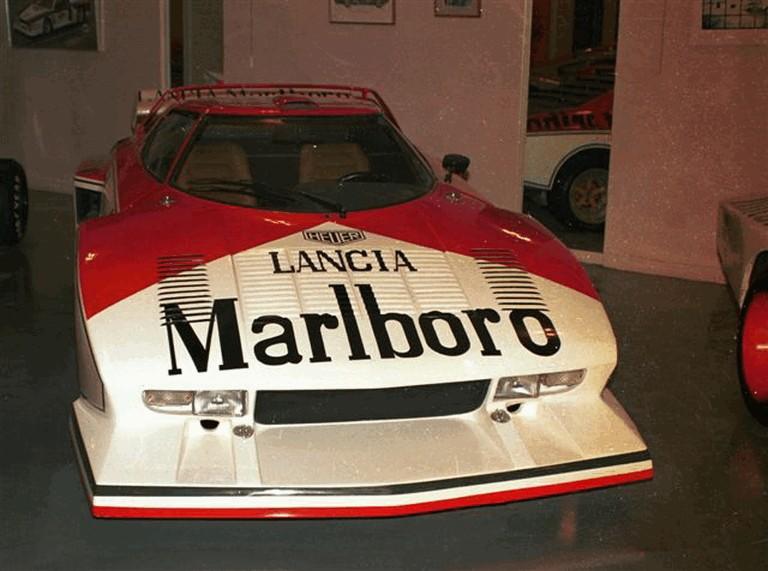 1976 Lancia Stratos Turbo Gr. 5 Silhouette 482363