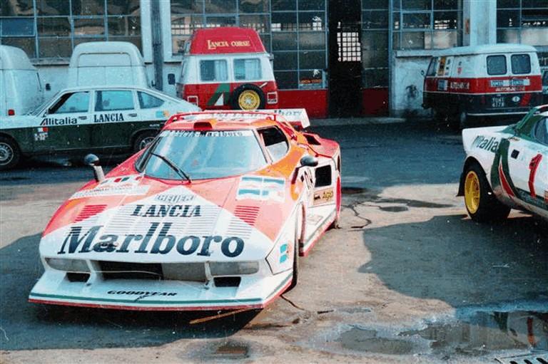 1976 Lancia Stratos Turbo Gr. 5 Silhouette 482368