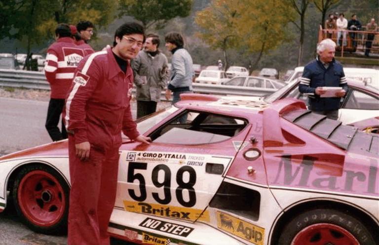 1976 Lancia Stratos Turbo Gr. 5 Silhouette 482371