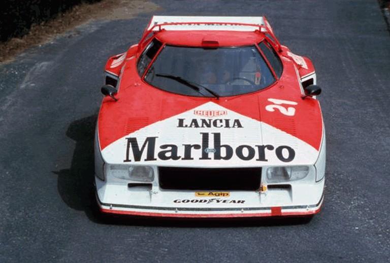 1976 Lancia Stratos Turbo Gr. 5 Silhouette 482373