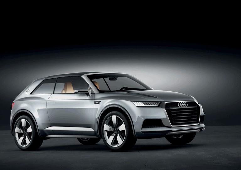 2012 Audi Crosslane coupé concept 358510