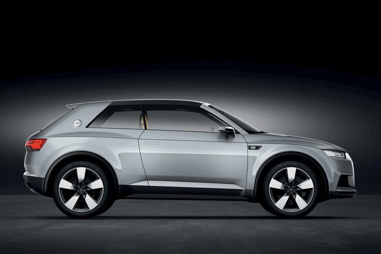 2012 Audi Crosslane coupé concept 358511