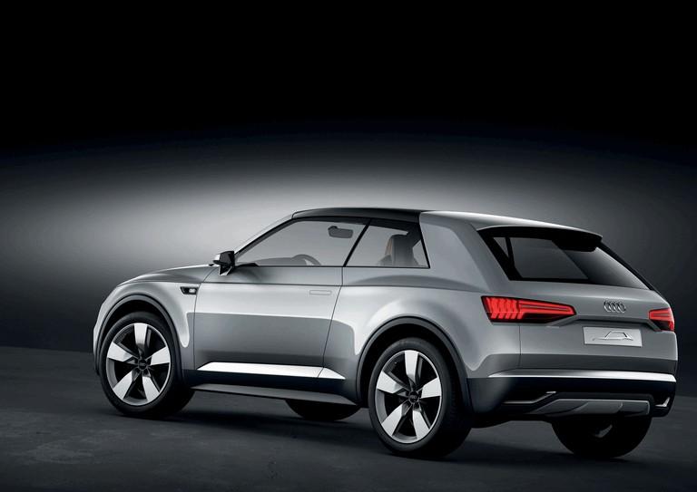 2012 Audi Crosslane coupé concept 358512