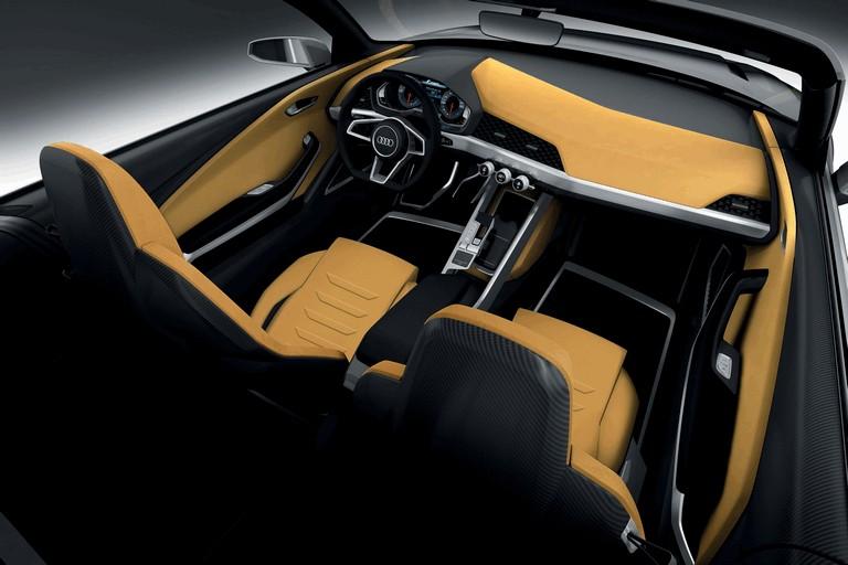 2012 Audi Crosslane coupé concept 358522