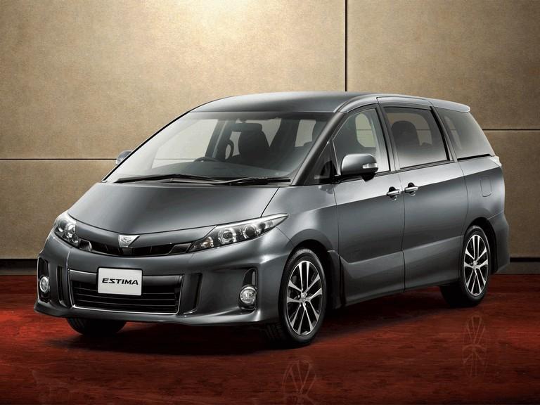 2012 Toyota Estima Aeras 358882