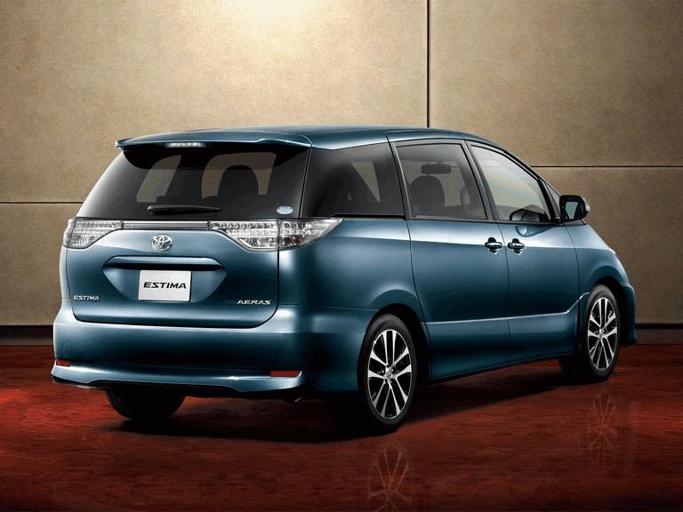 2012 Toyota Estima Aeras 358883