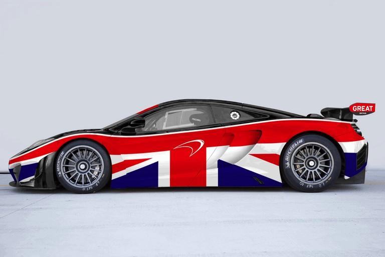 2012 McLaren MP4-12C GT3 - Union Jack livery 471719