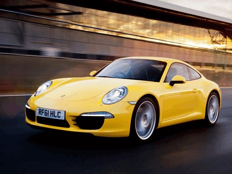 2012 Porsche 911 ( 991 ) Carrera S - UK version 358960