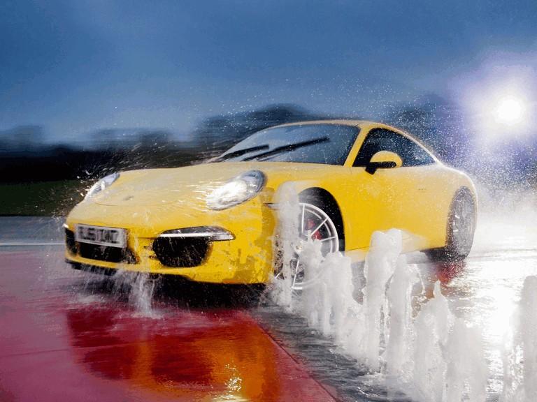 2012 Porsche 911 ( 991 ) Carrera S - UK version 358961