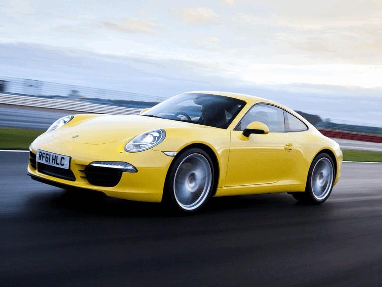 2012 Porsche 911 ( 991 ) Carrera S - UK version 358962