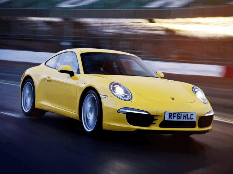 2012 Porsche 911 ( 991 ) Carrera S - UK version 358964