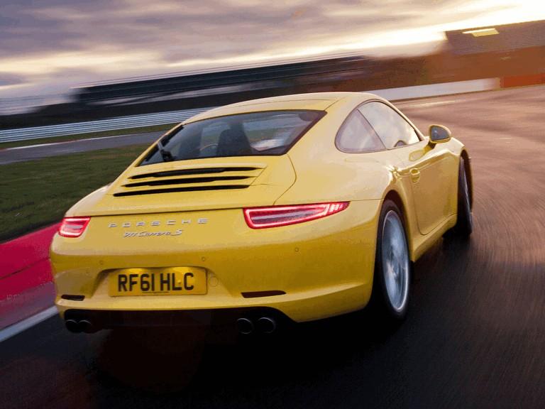 2012 Porsche 911 ( 991 ) Carrera S - UK version 358965