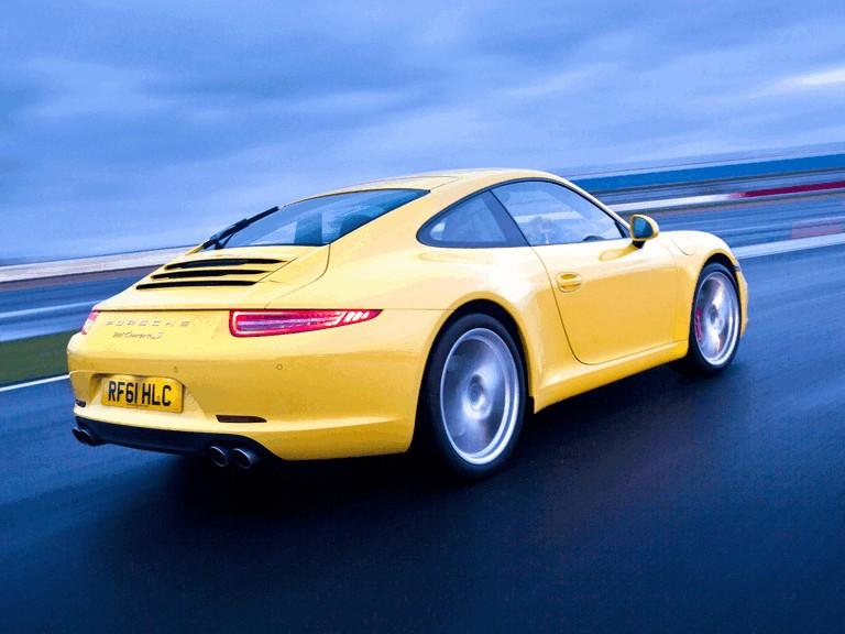 2012 Porsche 911 ( 991 ) Carrera S - UK version 358966