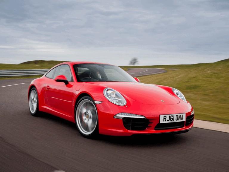2012 Porsche 911 ( 991 ) Carrera S - UK version 358967