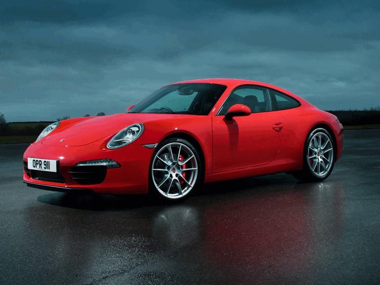 2012 Porsche 911 ( 991 ) Carrera S - UK version 358968