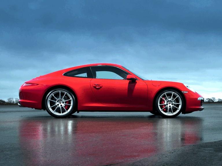 2012 Porsche 911 ( 991 ) Carrera S - UK version 358969