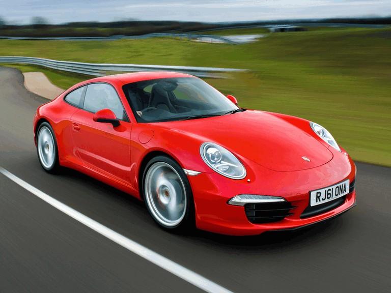 2012 Porsche 911 ( 991 ) Carrera S - UK version 358971