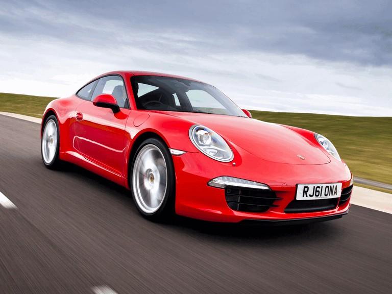 2012 Porsche 911 ( 991 ) Carrera S - UK version 358974