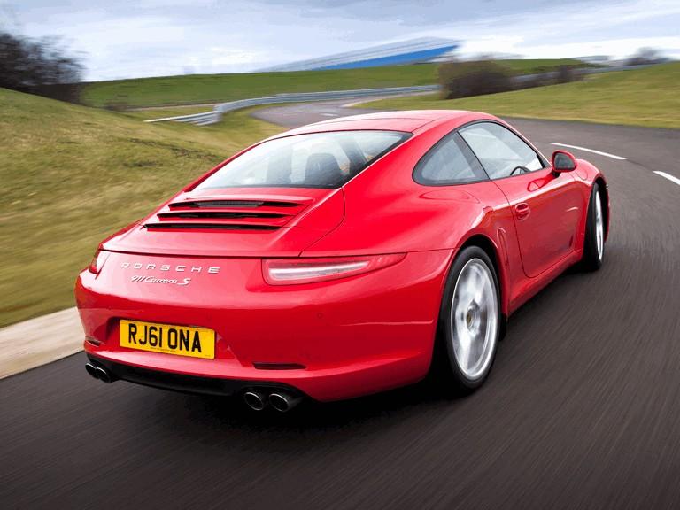 2012 Porsche 911 ( 991 ) Carrera S - UK version 358976