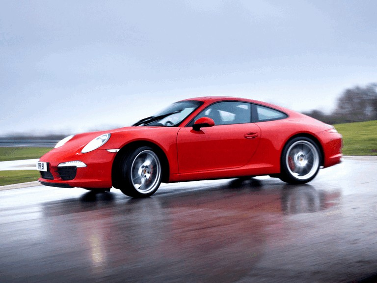 2012 Porsche 911 ( 991 ) Carrera S - UK version 358977