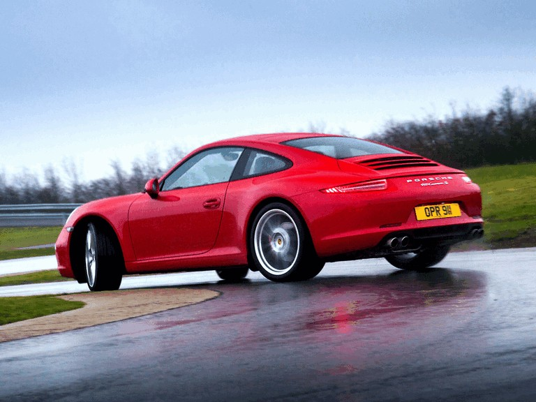 2012 Porsche 911 ( 991 ) Carrera S - UK version 358978