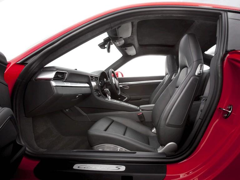 2012 Porsche 911 ( 991 ) Carrera S - UK version 358980