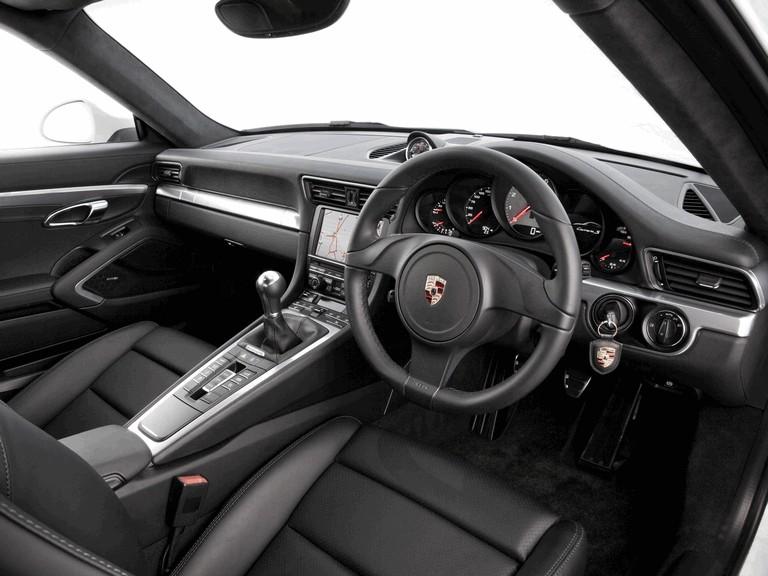 2012 Porsche 911 ( 991 ) Carrera S - UK version 358982
