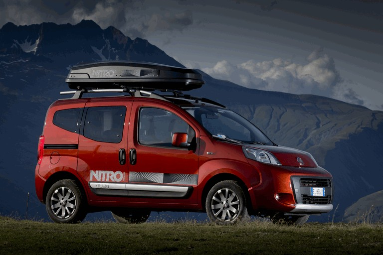 2012 Fiat Qubo with Pack Nitro 359077