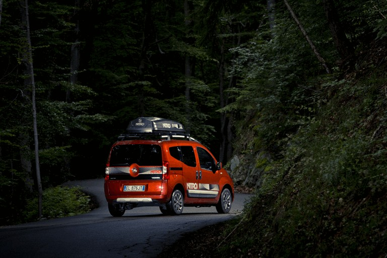 2012 Fiat Qubo with Pack Nitro 359078