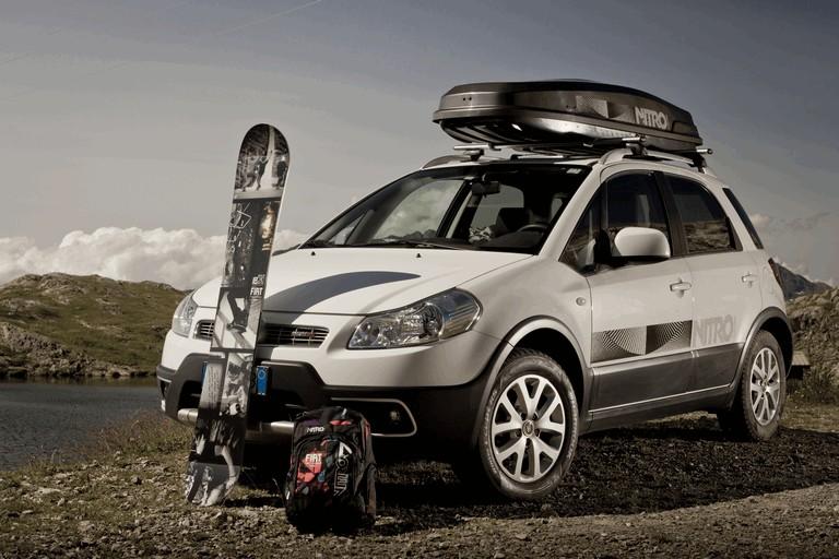2012 Fiat Sedici with Pack Nitro 359079